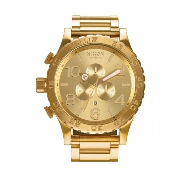A083502 51-30 CHRONO - ALL GOLD - DIAMETER:51 MM