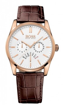 1513125  HUGO BOSS HERITAGE - 43 MM