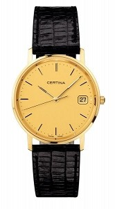 15892896831 CERTINA HERRE GULL (750 / 18 KT) JUBILEUMS UR - D:33,5 MM