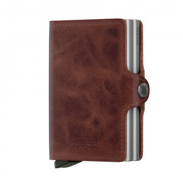900282822 SECRID TWINWALLET VINTAGE BROWN
