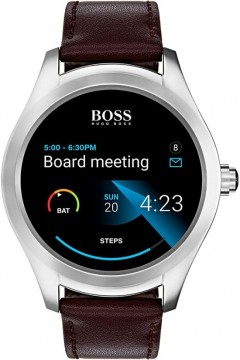 1513551 HUGO BOSS TOUCH - SMART WATCH - DIAMATER:46 MM