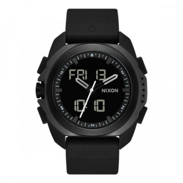 A1267000 NIXON RIPLEY / BLACK - DIAMETER:47 MM