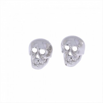 30-10265 SCULL ØREPYNT - 10 x 12 MM