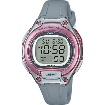 LW-203-8AVEF CASIO DIGITALT PIKEUR - D: 34MM