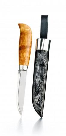 Slirekniver i sølv