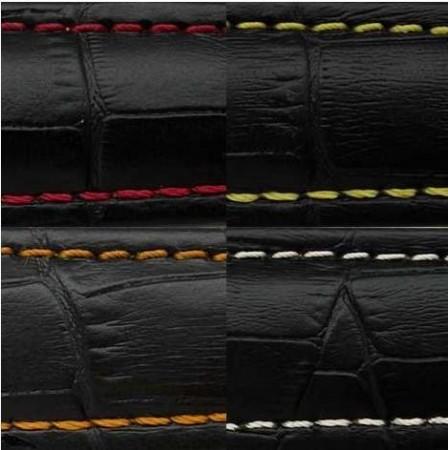 Reimer med farget søm
